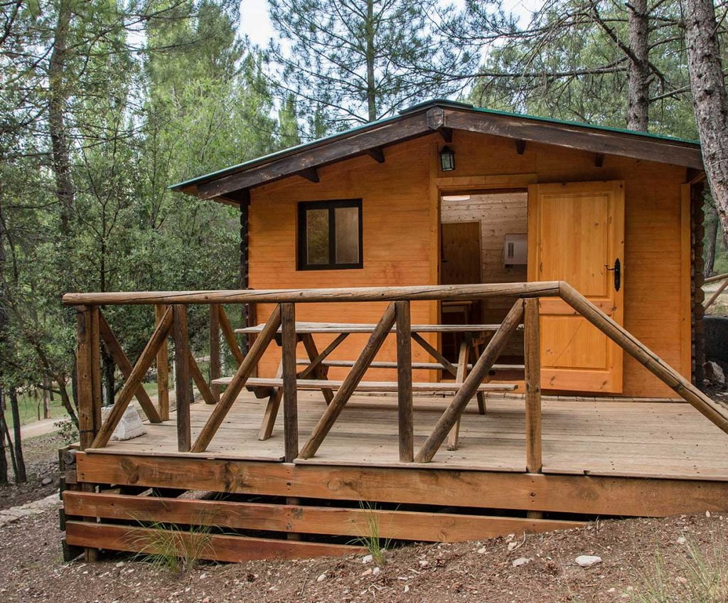 Camping Cazorla - Sierra - Cabañas Madera