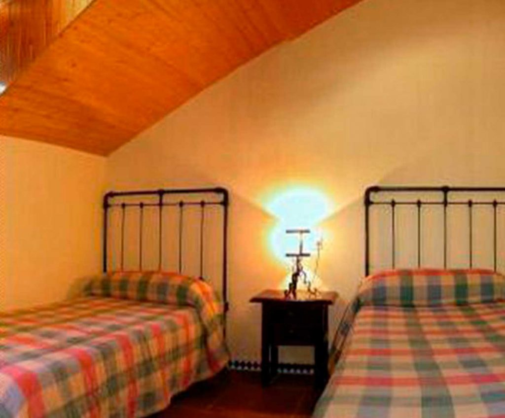 Camping Cazorla - Sierra - Hotel Refugio