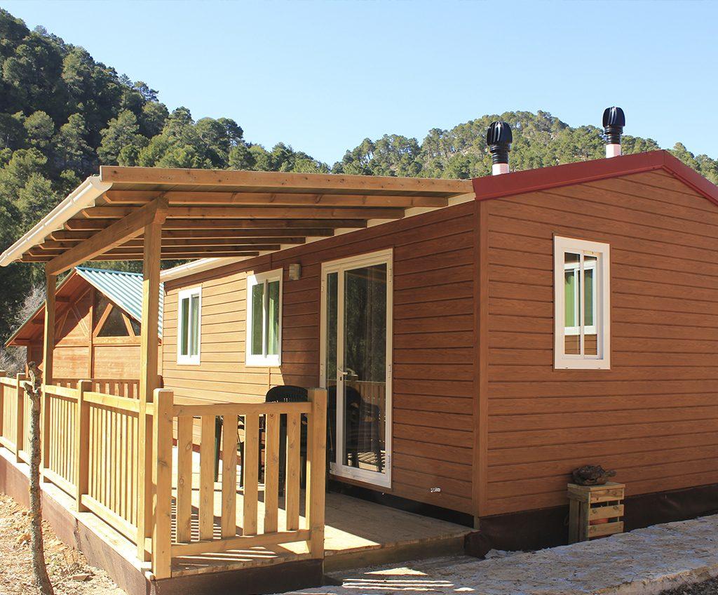 Camping Cazorla - Alojamientos