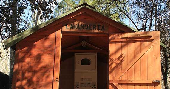 Camping Cazorla - Sierra -lavanderia