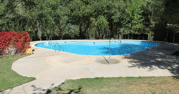 Camping Cazorla - Sierra -piscina