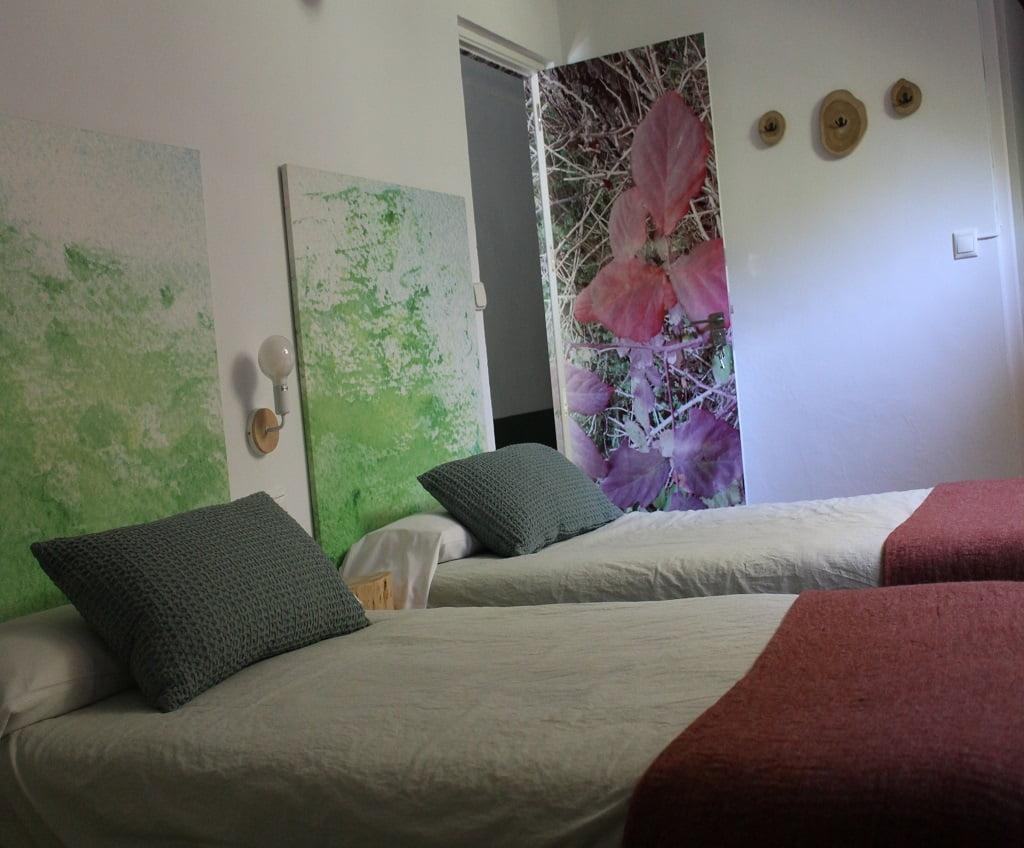 Hotel y camping Cazorla Habitaciones
